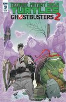 Teenage Mutant Ninja Turtles - Ghostbusters 2 #3